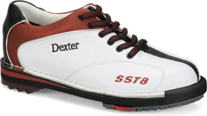 White Black Red Dexter Bowling SST 8 LE