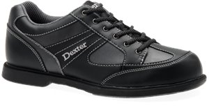 Black Gray Left Hand Dexter Bowling Pro Am II