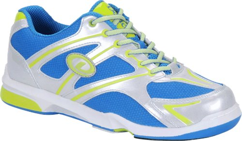 Silver/Blue/Lime Dexter Bowling Max