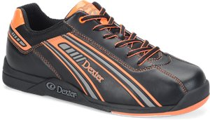 Black Orange Dexter Bowling KEITH