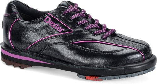Black Purple Dexter Bowling SST 8 SE
