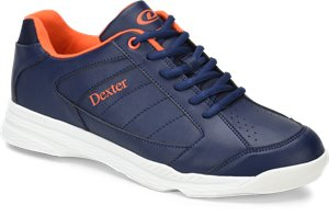 Navy Orange Dexter Bowling Ricky IV