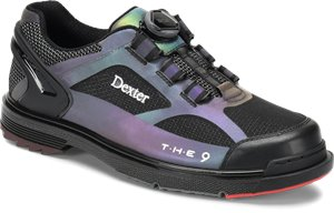 Multi Color Dexter Bowling T.H.E 9 HT BOA Color Shift