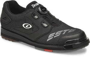 Black/Grey Dexter Bowling SST 8 Power Frame BOA