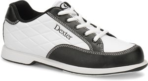 White Black Dexter Bowling Groove III