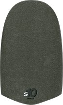 Dexter Accessories s10 Felt Sole in Gray