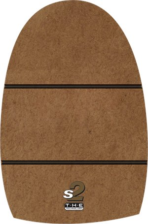 Brown Dexter Accessories S2 Replacement Slide Pad