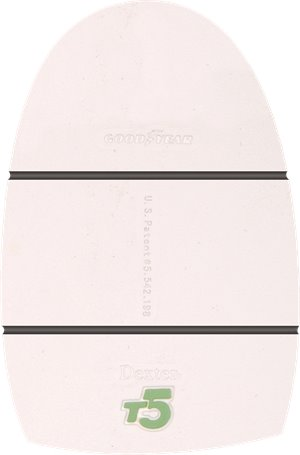 White Dexter Accessories T5 traction pad for T H E 9