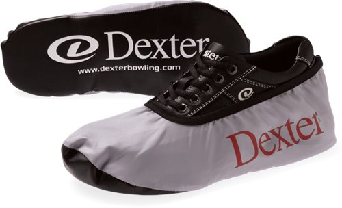 Grey/Black Dexter Accessories Shoe Protectors - Small