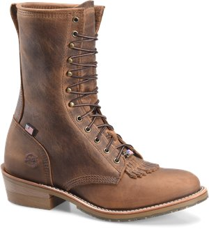 Oldtown Folklore Double H Boot Mens 10 Inch Domestic Packer