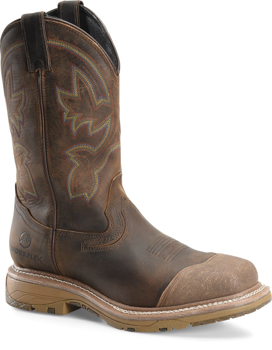 official photos 434d2 1f26e Double-H Boots | Product CRISTIAN DH4147 in LIGHT BROWN ...