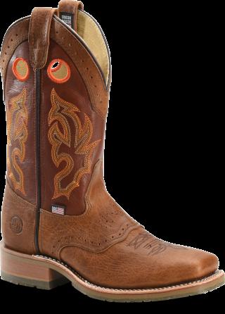 Double H Boots Mens Mickey Permafresh 174 Footprint Ice