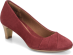 Tellis Jewel Red Suede