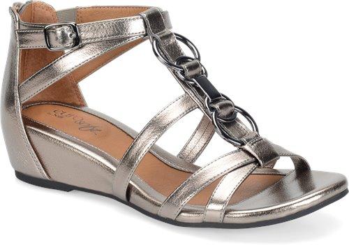 EuroSoft Shoes  EuroSoft Riana Womens Sandals Anthracite