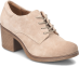 Jules Stone Taupe Suede