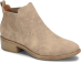 Colissa Stone Taupe Suede