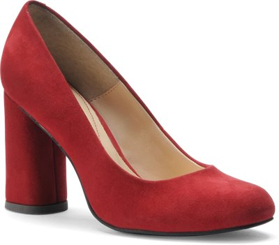 Red Hot Suede Isola Eleni
