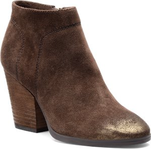 Coffee Suede Isola Leandra