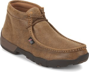 Tan Justin Boot Cappie