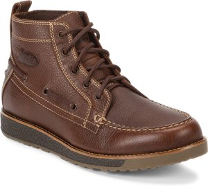 Brown Justin Boot Solace Sun Oak