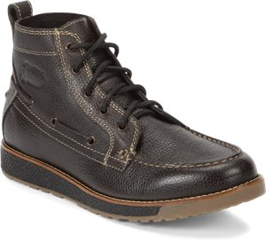 Black Justin Boot Solace Charcoal Grey