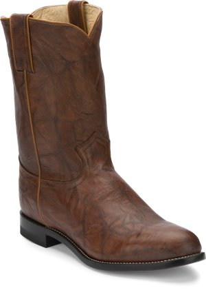 Medium Brown Justin Boot Jackson