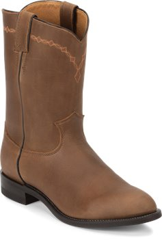 Light Brown Justin Boot Brock