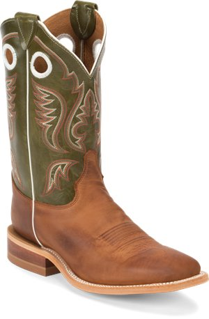 Light Brown Justin Boot Austin