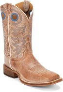 Justin Boot Caddo in Beige