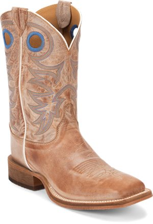 Beige Justin Boot Caddo