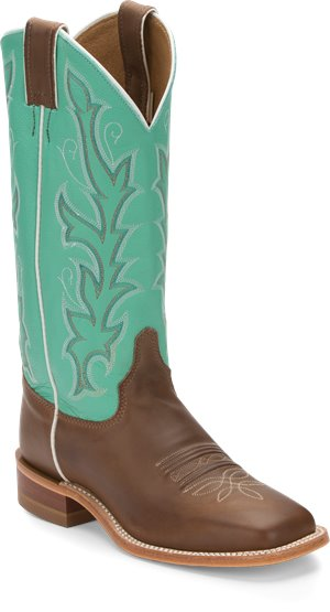 Seagreen Justin Boot Albany