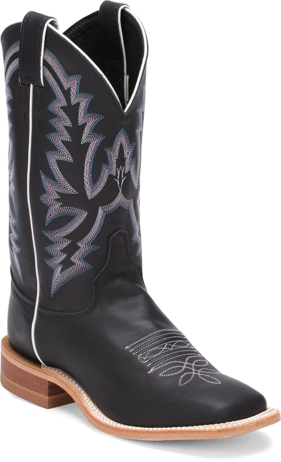 Justin Boot Women's Shoes - Kenedy in Black