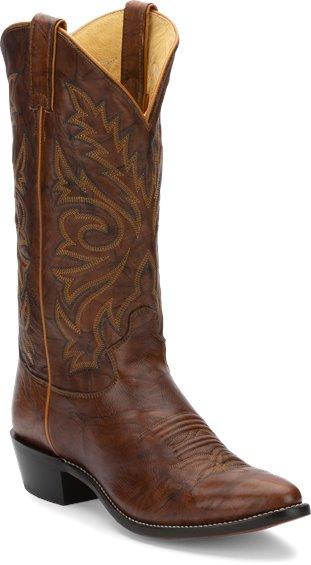 Justin Boots 1560 Buck Chesnut