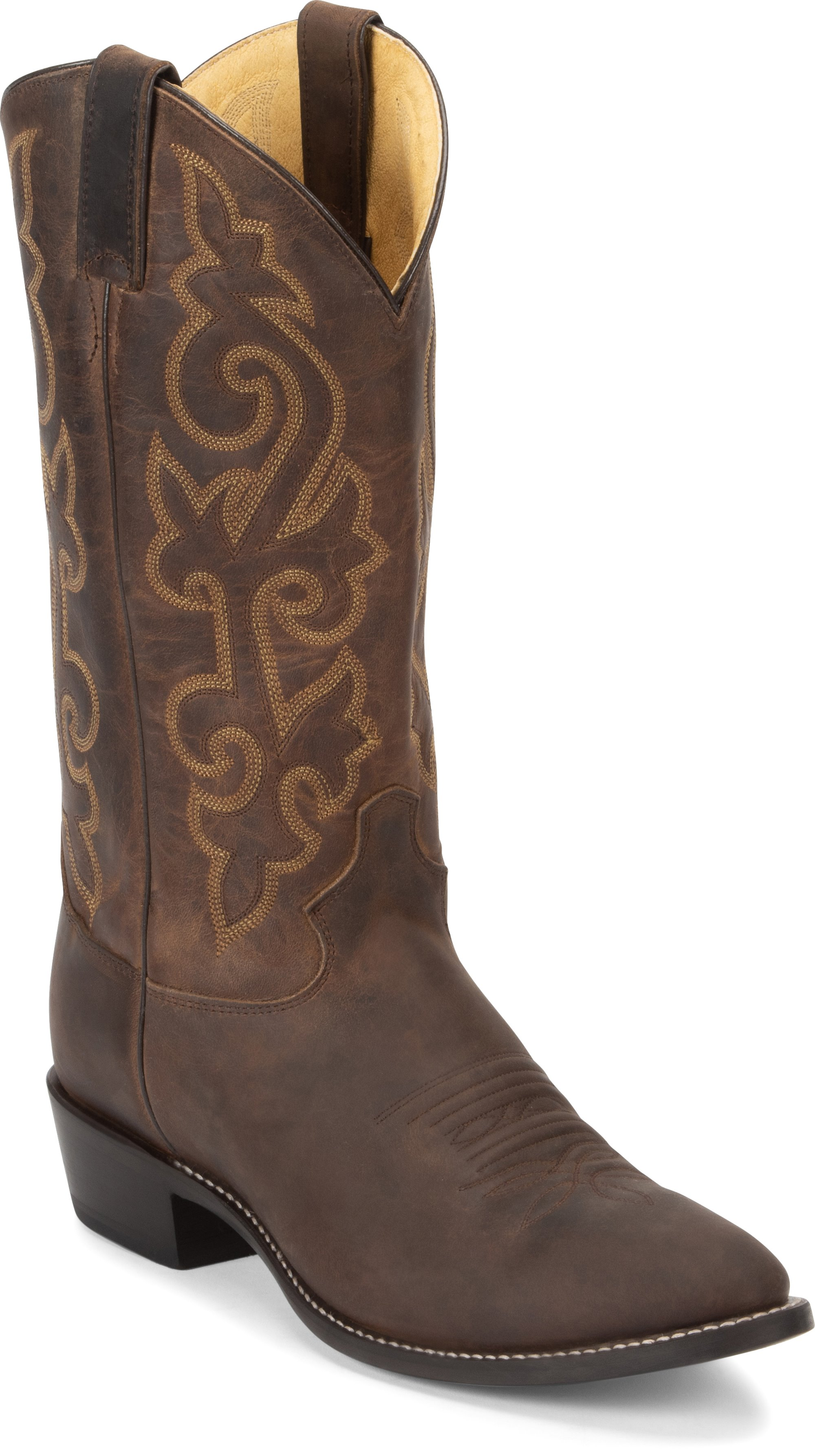 37efcc29024 JUSTIN BOOTS #2253 BUCK BAY APACHE