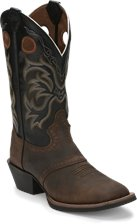 153e216d0b6 JUSTIN BOOTS #5131 PALUXY ANTIQUE BROWN SMOOTH