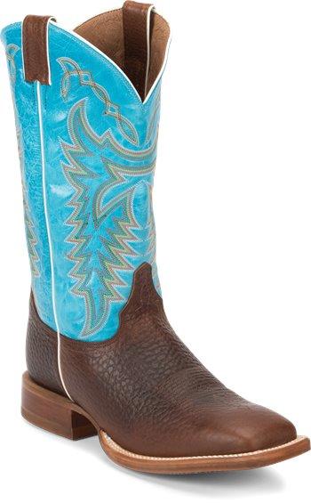 Justin Boots 2853 Hidalgo Dark Brown
