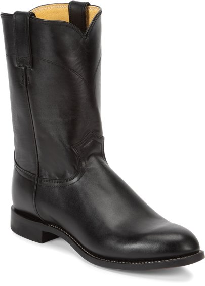 Image for JACKSON ROPER BLACK boot; Style# 3133