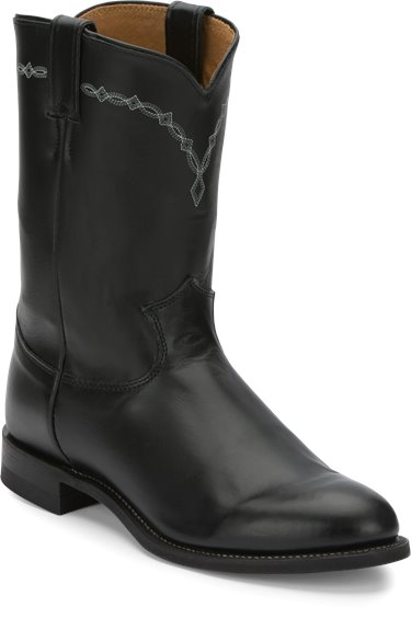 Image for BROCK ROPER BLACK boot; Style# 3233
