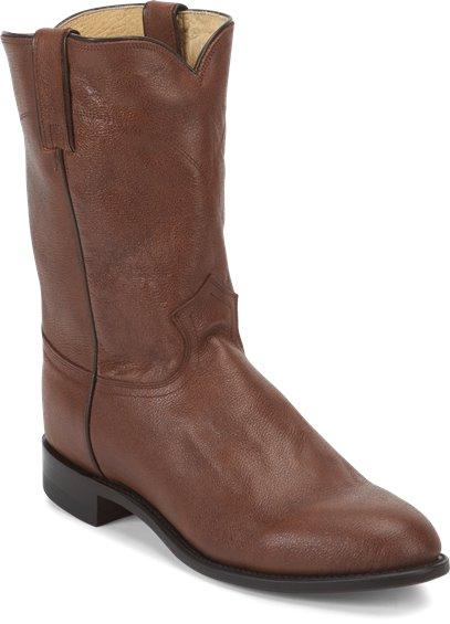 Justin Boots 3714 Jackson Roper Brown