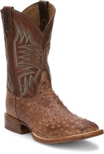 Image for JOSIAH DARK BROWN FULL QUILL boot; Style# 5158