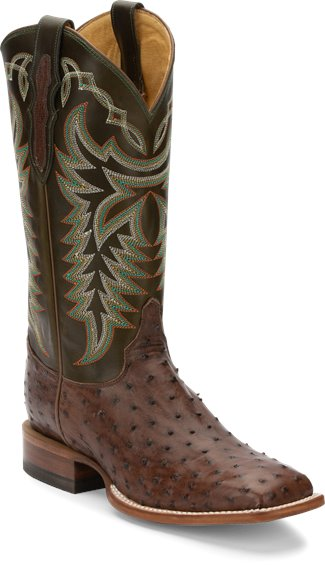 Image for PASCOE KANGO COWBOY FULL QUILL OSTRICH boot; Style# 8096