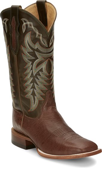 Image for PASCOE KANGO COWBOY SMOOTH OSTRICH boot; Style# 8296