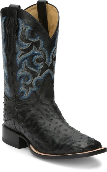 Image for TRUMAN BLACK FULL QUILL boot; Style# 8514