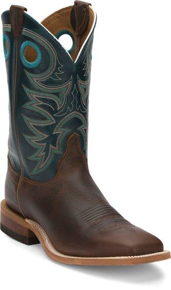 Justin Boots Br738 Austin Teal