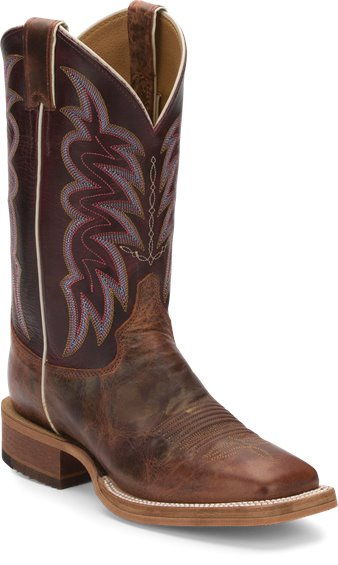 Image for YANCEY BURGUNDY boot; Style# BRL372