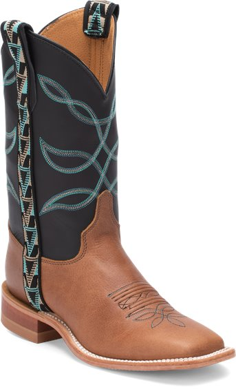 Image for KENEDY TAN RIBBON boot; Style# BRL373