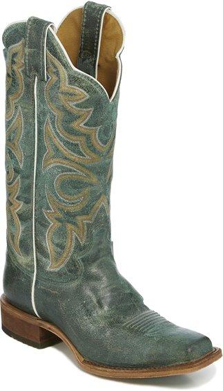 Justin Boots Brl452 Katia Turquoise