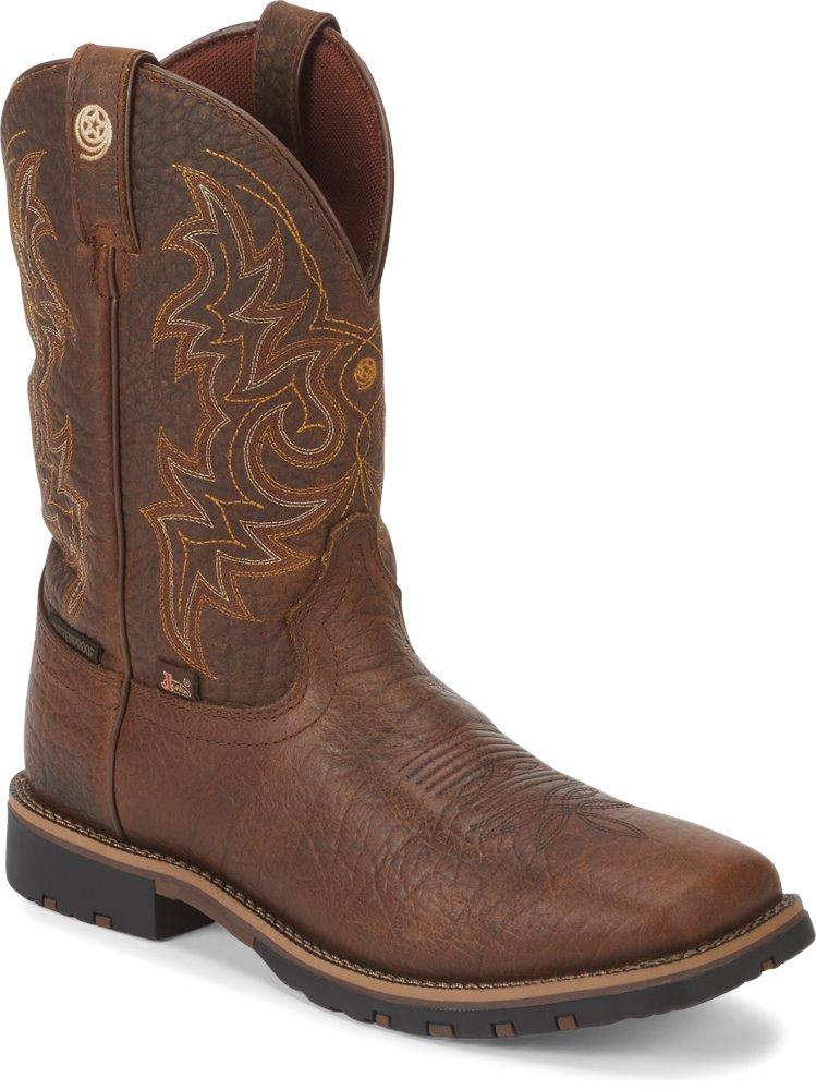 Justin George Strait Boots