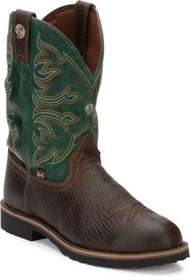 Justin Boots Gs9070 Aransas Pecan