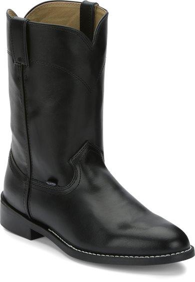 Justin Boots Jb3000 Temple Black